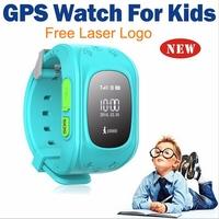 Locator Tracker Anti Lost Monitor kids gsm gps tracker smart watch phone