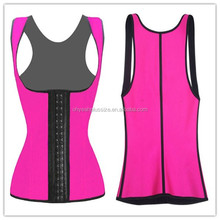 New arrival high quality slimming shaper waist trainer corset