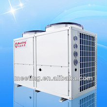 Best heater air to air heat pump with EVI Copeland compressor (36kw, R407c,R410a) work in very low temperature