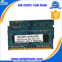 laptop for export 1gb ddr 3 ram
