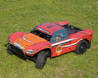 1/5 scale 4WD rc car with petrol engine