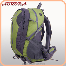 Aurora quality guarantee waterproof travelling backpack outdoor backpack Travel