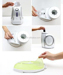 snail shape pure natural DIY facial fruit and vegetable mask making machine