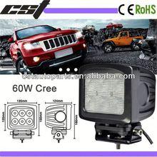 60W portable led flood light