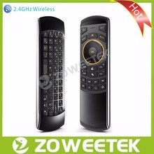 Multifunctional 2.4GHz Wireless Air Mouse Keyboard with IR Remote Control for Smart TV Box