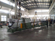 280 kg/h recycled PP LDPE HDPE granulator machine for plastic pelletizer line