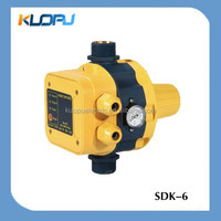Automatic Pressure Control Switch For Water Pump With SDK-6