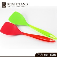 Colorful Frying Spatula Cooking Silicone Flexible Egg Turner