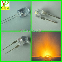 Factory wholesale India price high quality Epistar/Cree/SANAN chip 8mm led diode 0.06w,0.25w, 0.5w