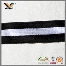 Fashion knitted elastic webbing tape