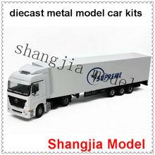 1 87 die cast model truck,mini truck model,chinese diecast scale truck toy manufacturer