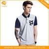 Bulk Men New Design Cotton Polyester Polo Shirt