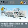 DONGGUANG MERON FYQ1370*2600 carton machine/automatic high speed rotary die cutting machine
