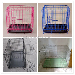 Different Sizes Collapsible Dog Cages Prices