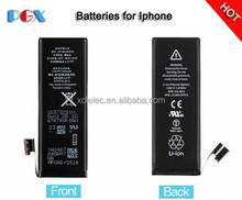 for apple battery for iphone battery replacement, 3.7v for iphone battery extender