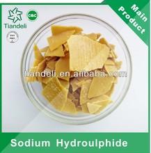 hydrosulfide de sódio cru para esconder a depilação