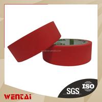 2015 WENTAI Strong practicability masking tape arylic adhesive