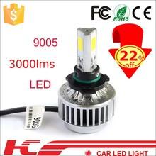 2015 new car bulb 4th generation high power 32w auto 12v car 9005 led headlight