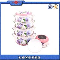 best selling items enamel cookware pot set