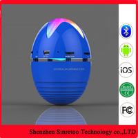 Tumbler bluetooth speaker mini wireless bluetooth speaker with USB FM radio bluetooth mini speaker wireless