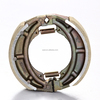 Motorcycle Parts Motorcycle Brake Shoes From Brake Lining Manufacture