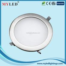 Energy Saving 12w 18w 25w Led Recessed Downlight/Led Recessed Ceiling Light/ Led Downlight Ningbo Manufacturer AC85-265v