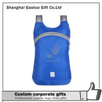 Fashion nylon book bag design your own school bag backpack