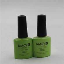 Macy venta al por mayor <span class=keywords><strong>maquillaje</strong></span> de uñas de gel uv, alemán de uñas gel de colores 153 7.3 ml de buena calidad
