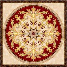 Artistic Golden ceramic crystal tiles