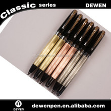High quality metal pen set/advertising metal ballpen