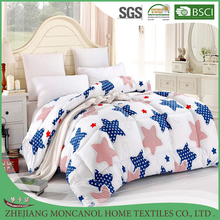 disappear printing quilt baby duvet polyester quilt