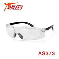 Wholesale custom PANLEES industry eyeglasses side shields anti-impact dustproof workwear safety glasses in safety goggle