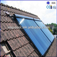 vacuum tube solar water heating panel price