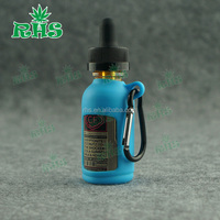 bottle liquid silicone case cover,30ml e-cig bottle liquid,custom logo e-cig bottle liquid