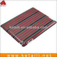 high quality customize for ipad plastic case made in china