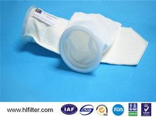 hot sell pe/pp filter bag for plant oil and animal fats water treatment