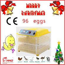automática incubadora de laboratorio para incubar de pollo/ganso/pato/de avestruz/de codorniz con buen precio