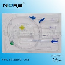 single lumen/double lumen/triple lumen catheter