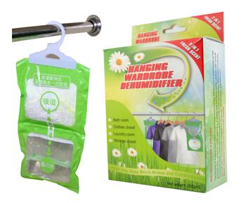 hanging moisture absorber
