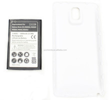 High capacity galaxy note 3 battery for samsung note 3 battery batteria AKKU with fast shipping