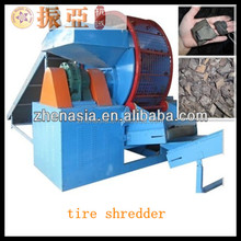 Waste Tyre Shredder Tyre Recycling Plant