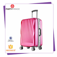 long compass luggage trolley bag/trolley case/luggage sets