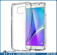 Phone Case for Samsung Galaxy Note 5 Clear TPU New Produts China Supplier