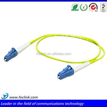 indoor LC -LC optical fiber patch cable,SM,SIMPLEX,OD 2.0/3.0mm patch cord