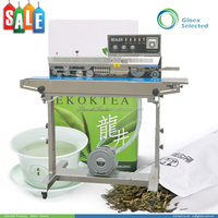 Plastic Stand-up Pouch new style 45kg cheap automatic continuous band sealer machine