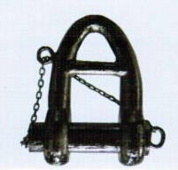 buoy shackle A type