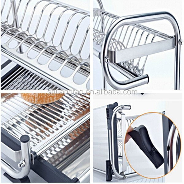 source made dish washer drainer
