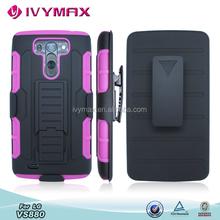 Wholesale cellphone hard pc case for lg g vista vs880