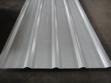 zinc /aluzinc/color coated corrugated steel sheet