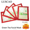 Argan oil with luscao cosmetic green tea facial mask best whitening cream for face
